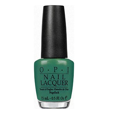 Jade is the New Black OPI