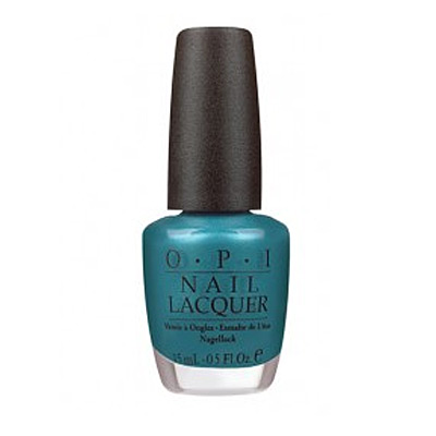 Teal the Cows Come Home OPI