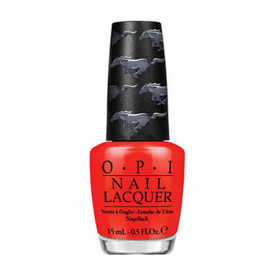 Race Red OPI