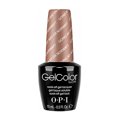 Going My Way or Norway? OPI