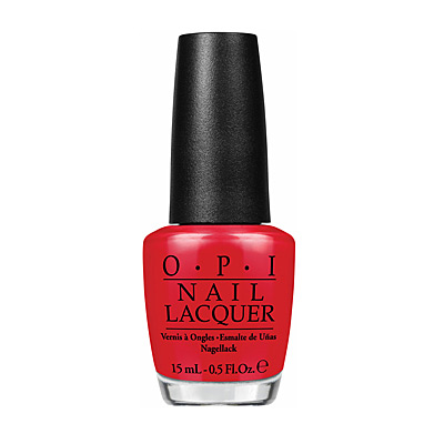 Coca-Cola Red OPI